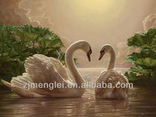 Menglei 40*50cm MG301 oil painting by numbers kits