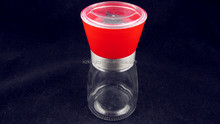 Kingtone 2014 final on sale mini mills red spice grinders solid 150ml spice jars mill grinders