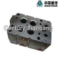 china brand howo truck parts cylinder head AZ1246040010 supplier Indonesia Vietnam Philippines market