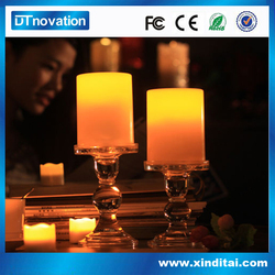Light activated LED candles wholesale