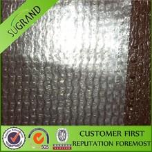 85-95% shade rate, WATERPROOF shade net, shade cloth (HDPE shade netting + LDPE film coating)