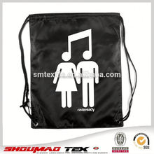 Hottest nylon bag/ drawstring shoe bag/ drawstring sports bag