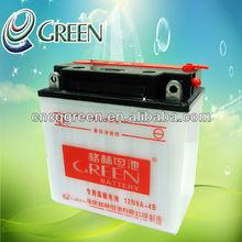 YAMAHA ZONGSHEN High Quality storage batteries 12v