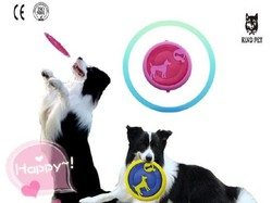 Pet Products dog supply dog toy hard rubber disc