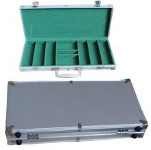 aluminum chip case ABS poker chip box aluminum game card case
