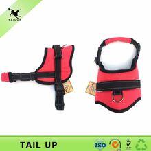 best selling adjustable large dog harness vest