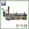 Semi-automático de la máquina de llenado de líquido