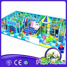 Ocean theme kids water play equipment , big kids indoor playground equipment