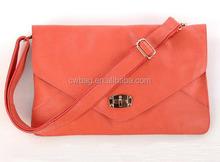 Envelop leather clutch purses bags for women UK