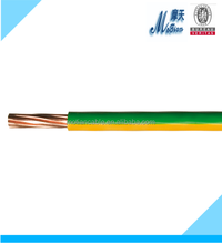 Non-sheathed building wire Copper/Cu core electrical wire wholesale