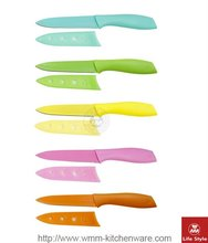 color knife with sheath