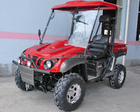 TNS 4 wheel drive transmission atv