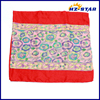 HZW-13367002 lower price soft feel beautiful rose fashion ladies printed scarf