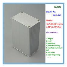 aluminum customized case