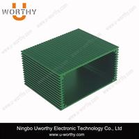 6063 Heatsink Extrusion Aluminum Electronic PCB Enclosure