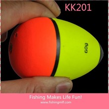 KK201 10g/15g/20g The New Coming Plastic Fishing Tackle Fishing Float