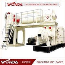 China Best Clay Brick Making Machine Manufacturing Factory