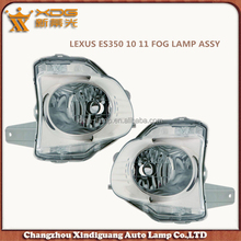 Replacement FOG DRIVING LIGHT Fog Light Lamp With Bulb Pair SWITCH+WIRING fits LEXUS ES350