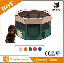 HIGH QUALITY PET PLASTIC PLAYPEN COLORFUL AVAILABLE DOG PALYPEN