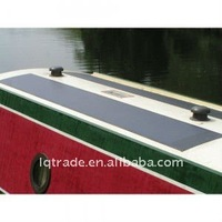 72W Thin Film Flexible Solar Panel triple junction amorphous solar cell peel and stick installation