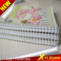 Wholesale cheap price eco recycled paper A4 school exercise notebook/ spiral notebook