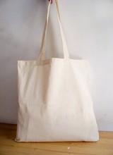 oem reusable cotton canvas diaper bag