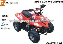 110cc chinois 4 x 4 vtt chasse - neige
