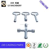 Zinc Die Casting Elevator Door Key