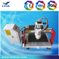 Low cost Optional Rotary, DSP controller, Link cnc 0609/TBI ball screw mini 3 axis cnc milling machine