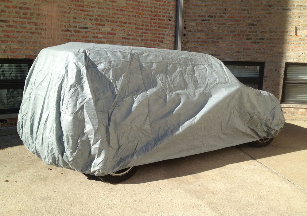 folding garage hail proof protection car cover