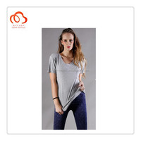 100% Modal Soft Cool Material Women and Men Summer T shirt
