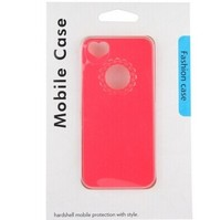 Retail cell phone accessories packaging, phone case blister packaging box