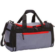2015 custom latest style high quality soccer club sport travel bag
