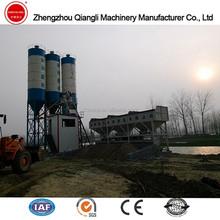 CE Certified HZS75 Concrete Batching Plant on sale, Portable Concrete Batch Plants for sale