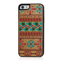 made in china custom printing logo wood+plastic mobile phone case for iphone 6