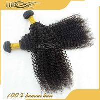 Good Quality Aliexpress Wholesale 2015 New Arrival Cheap Virgin Remy Afro Kinky Human Hair