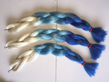 Top quality and wholesale ombre kanekalon braiding hair