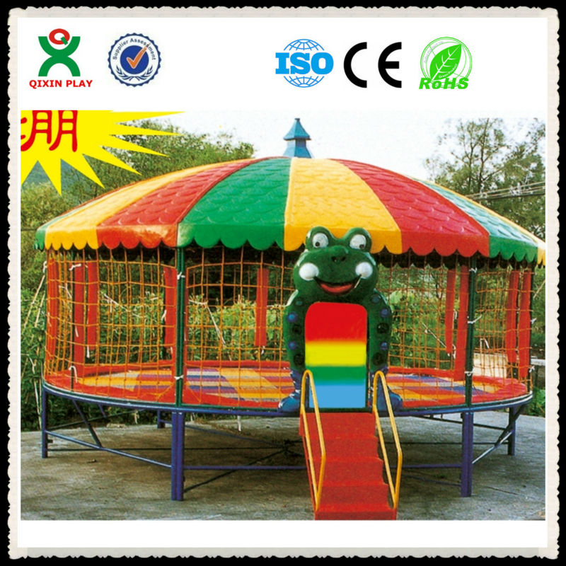 Best Selling Trampoline Tent Cover 14ft Round Trampoline