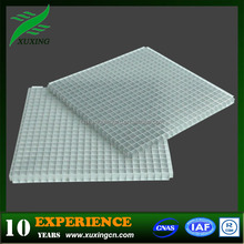 high quality ceiling aluminum egg crate sheet for return air grille