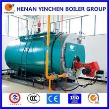 Three-pass technology smoke tube boiler machine steam generator