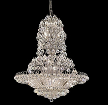 Classical popular k9 crystal electric lamp