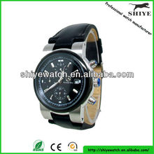 Transparent caseback visible car brand watches mechnical movt
