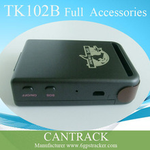 Tk102 SOS alarm Voice Listen gsm personal locator, cheap mini gps tracker