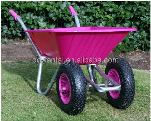 Power wheel barrow kids wagon garden tools farm buggies for Gardening tools jakarta