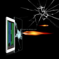Hot Sell 9H 0.33mm High Quality Full Size High Clear Anti-Shatter Tempered Glass Screen Protector for iPad mini 2/3
