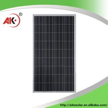 China new 100W monocrystalline solar panel price india