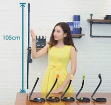 2014 Monopod Selfie Stick Telescopic Handle Holder, Camera Tripod Volume Key Cable Selfie Monopod