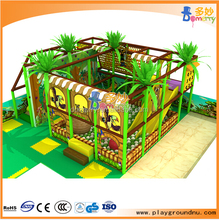 Europe and America cutomers more lovely combined jungle kids play gym