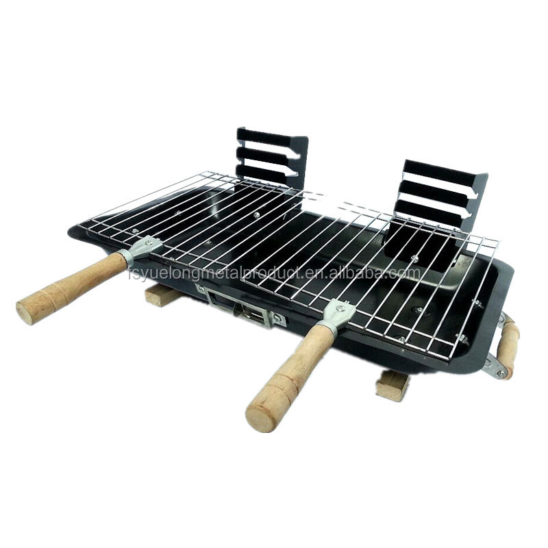 yl1012c double hibachi barbecue grill chine vente chaude. Black Bedroom Furniture Sets. Home Design Ideas