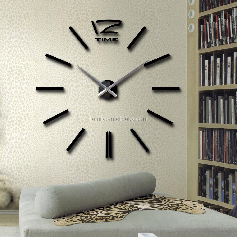Gambar Jam Dinding Besar 3d Eva Besar Jam Dinding